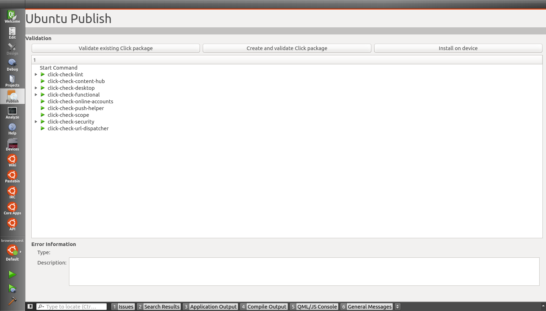 Tutorial - create your first web app | Ubuntu Phone