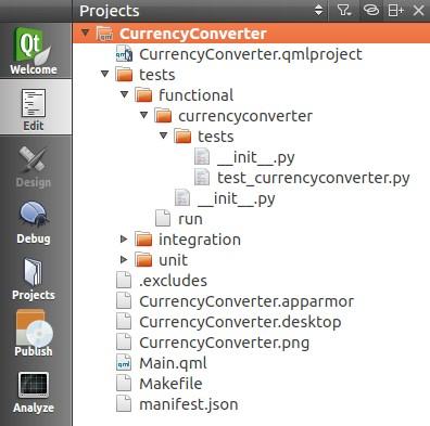 Tutorials - writing QML acceptance tests | Ubuntu Phone documentation