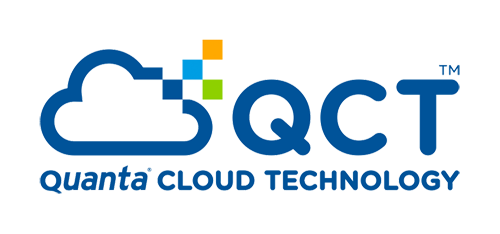 QCT (Quanta Cloud Technology) logo