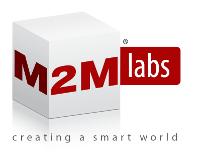 M2MLabs logo