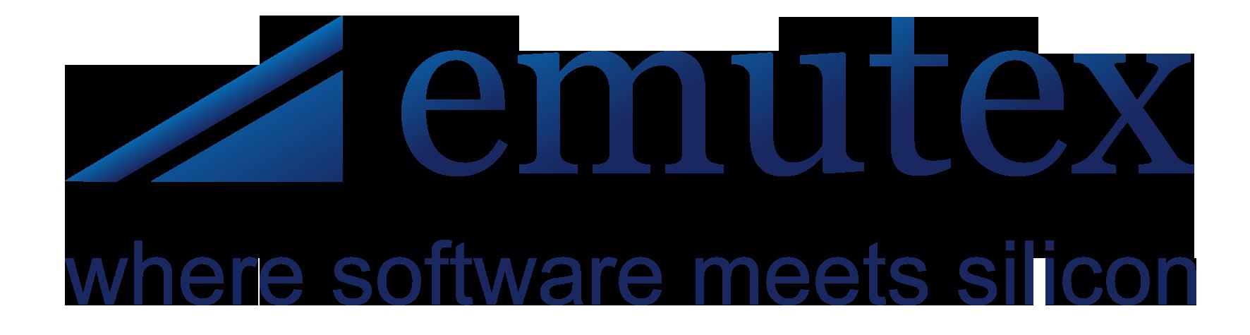 Emutex logo