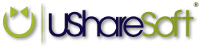 UShareSoft logo