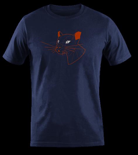 Focal Fossa t-shirt in black