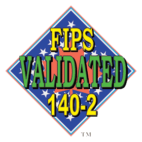FIPS validated 140-2