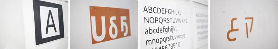 Ubuntu font samples