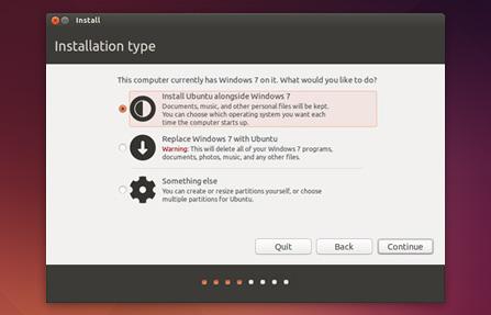 Installing: Installing Ubuntu From Usb