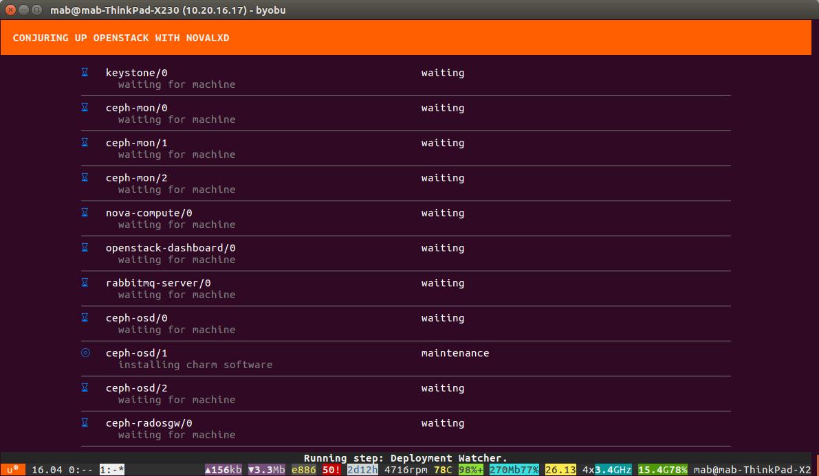 Install | OpenStack | Ubuntu | Ubuntu