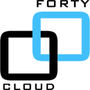FortyCloud logo