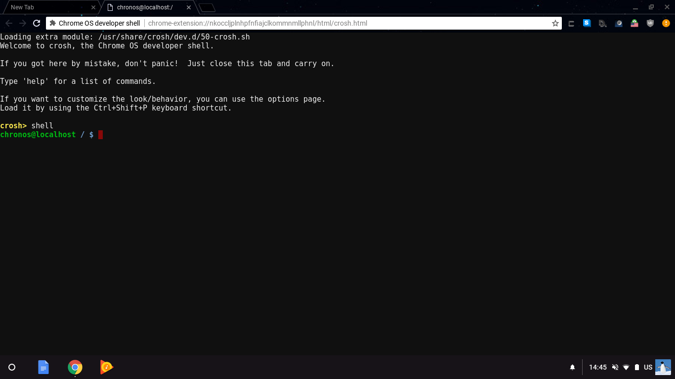 Install Ubuntu On A Chromebook Ubuntu