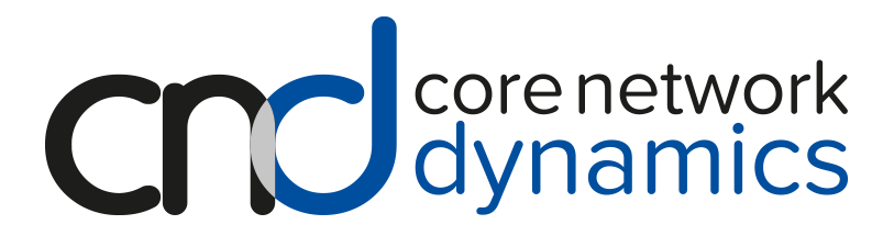 Core Network Dynamics logo