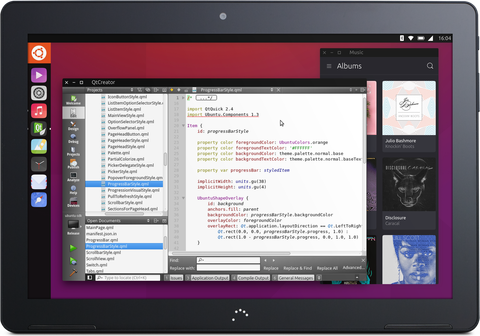 For developers | Ubuntu for tablets | Ubuntu