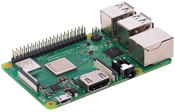 Raspberry Pi 3b 64 bit OS pakai Ubuntu Server 18.04