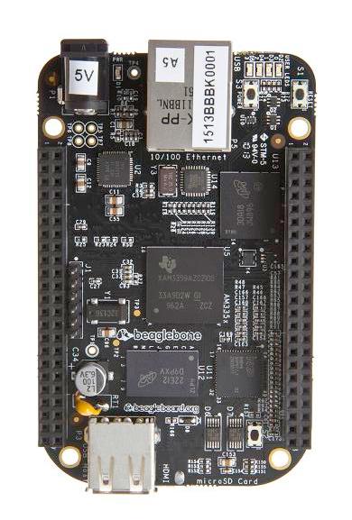 BeagleBone Black board