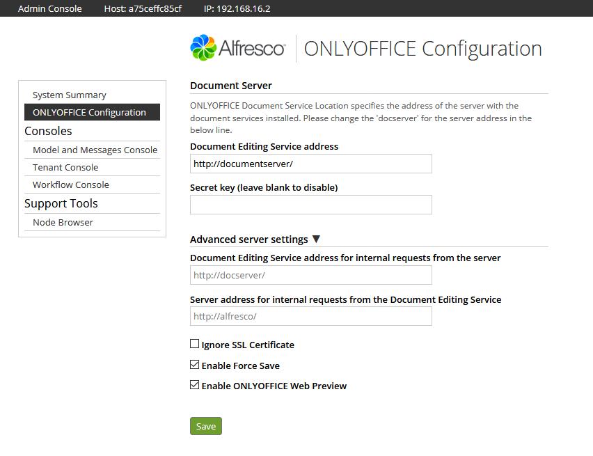 Alfresco_ONLYOFFICE_configuration